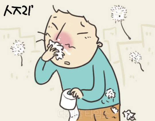[손해복의 한방건강 바로알기] 봄철 불청객, 알레르기성 비염